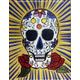 """Sugar Skull"" Family Friendly Paint Class, $35 (October 7; 3:30-5:30 p.m.) at The Painted Cork, 726Sutter Street, Folsom. 916-985-4535, paintedcork.com"