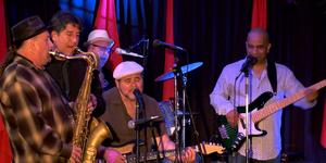 Medium casa cool backwater blues band