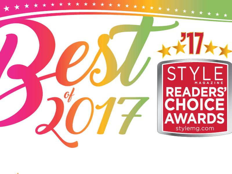 STYLE Readers' Choice Awards: Best of 2017 in El Dorado County