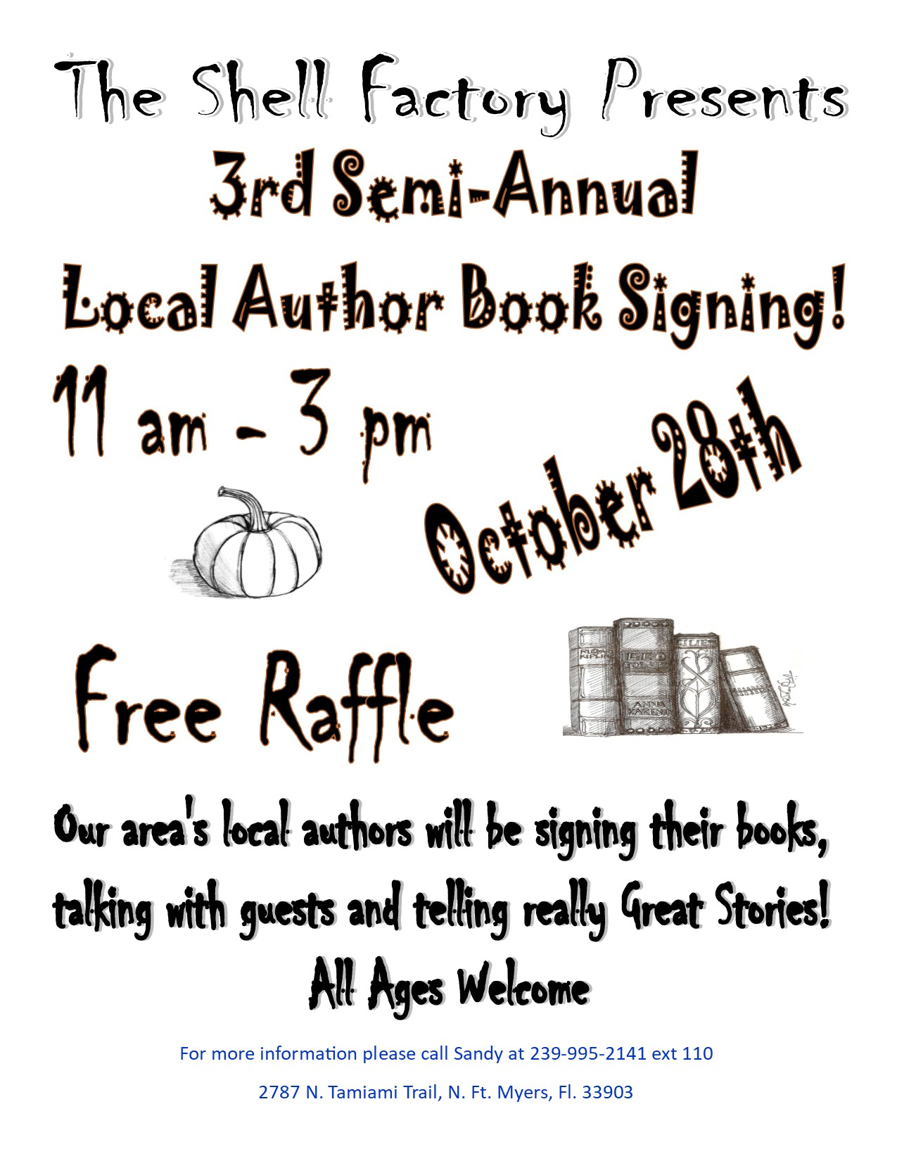 Local 20author 20book 20signing 20fall 202017