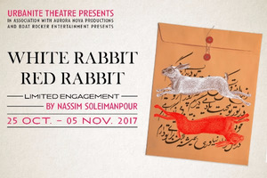 White Rabbit Red Rabbit  - start Oct 25 2017 0800PM