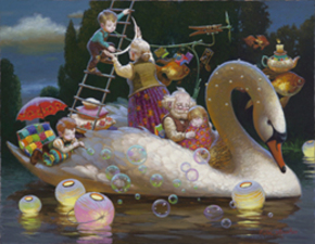 Medium vn111swanlakedreams28x36mini