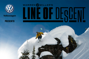 Warren Millers Line of Descent  - start Nov 25 2017 0430PM