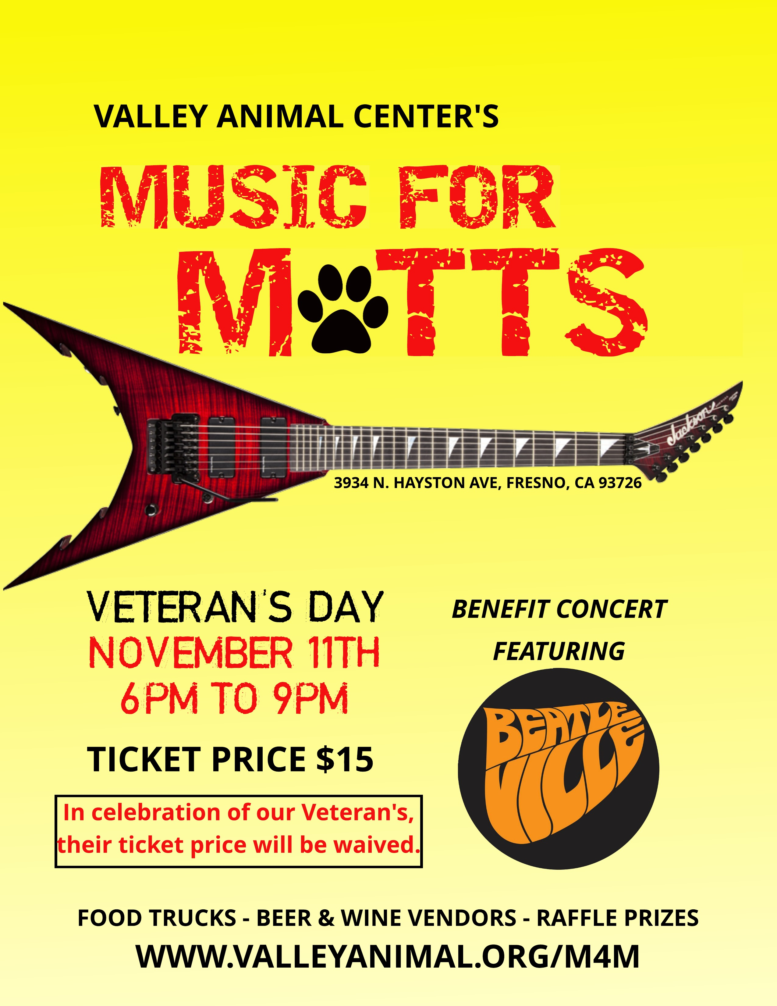 Music 20for 20mutts 20111117