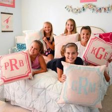 Medium kids monogram pillows 300x300