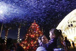 Holiday in the Park is an annual magical event for all ages in Bonita Springs Photo courtesy of Naples Daily News