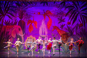 Moscow Ballet Great Russian Nutcracker Variations in Act II Photo courtesy of Moscow Ballet