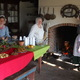 Visitors to the festival will be able to enjoy hearth-cooking demonstrations in the plantation kitchen and a sampling of freshly made holiday treats and Mount Harmons special Wassail Punch
