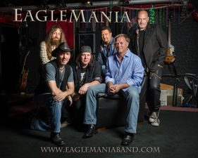 Eaglemania The Worlds Greatest Eagles Tribute - start Dec 16 2017 0800PM
