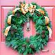 Thumb wreath