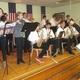 The Avon Grove Charter School Music Department provided nostalgic tunes for the breakfast.