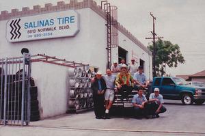 Medium salinas tires