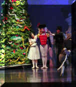 nutcracker and clara