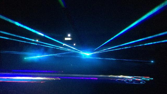 Intimidators laser pic
