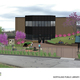Northland Library Building All-inclusive Learning Garden  - Nov 30 2017 0120PM