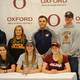 Seven Oxford athletes sign to play collegiate sports - 11282017 1117AM
