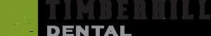 Medium timberhill dental logo
