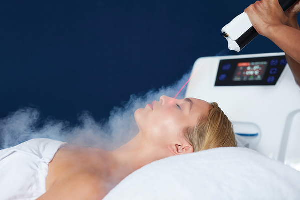 "Cryo ""Fire & Ice"" Facial"
