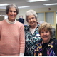 Craft Fair organizers Betty Willey, Yvonne Bartlett and KayPage
