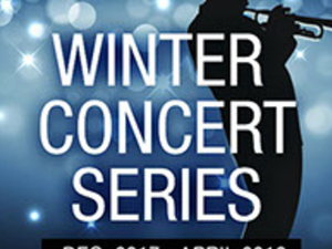 Winter Concert Series King Guys Band - start Mar 22 2018 0700PM