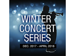 Winter Concert Series Local Artists Showcase - start Apr 19 2018 0700PM