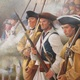 Paintings of Revolutionary War soldiers by Robert Dionne show his detailed research.