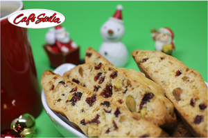 Cafe Sicilias Holiday Biscotti - Dec 01 2017 0718PM