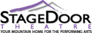 Medium stagedoor logo png smaller file  281 29