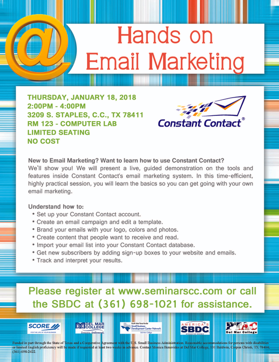 Flyer 20  20hands 20on 20email 20marketing 202017.01.18