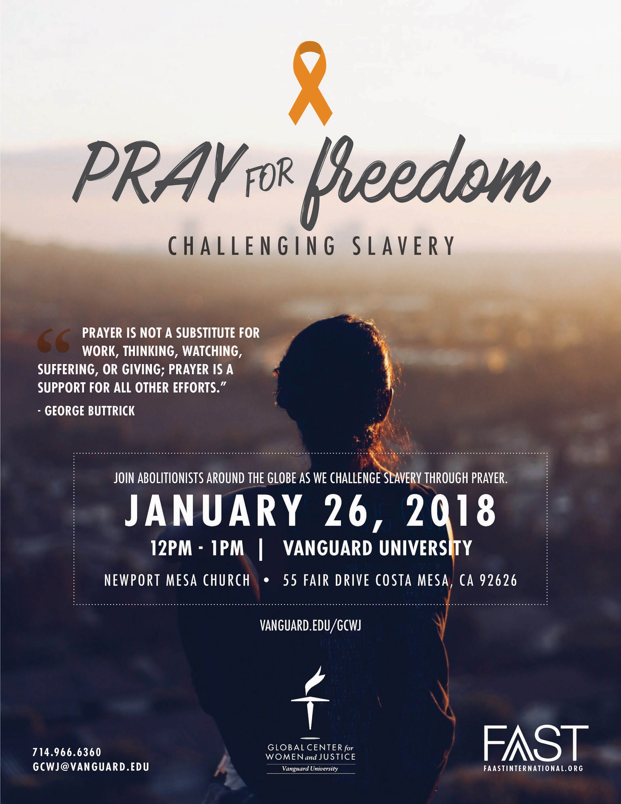 Pray4freedom flyer2018