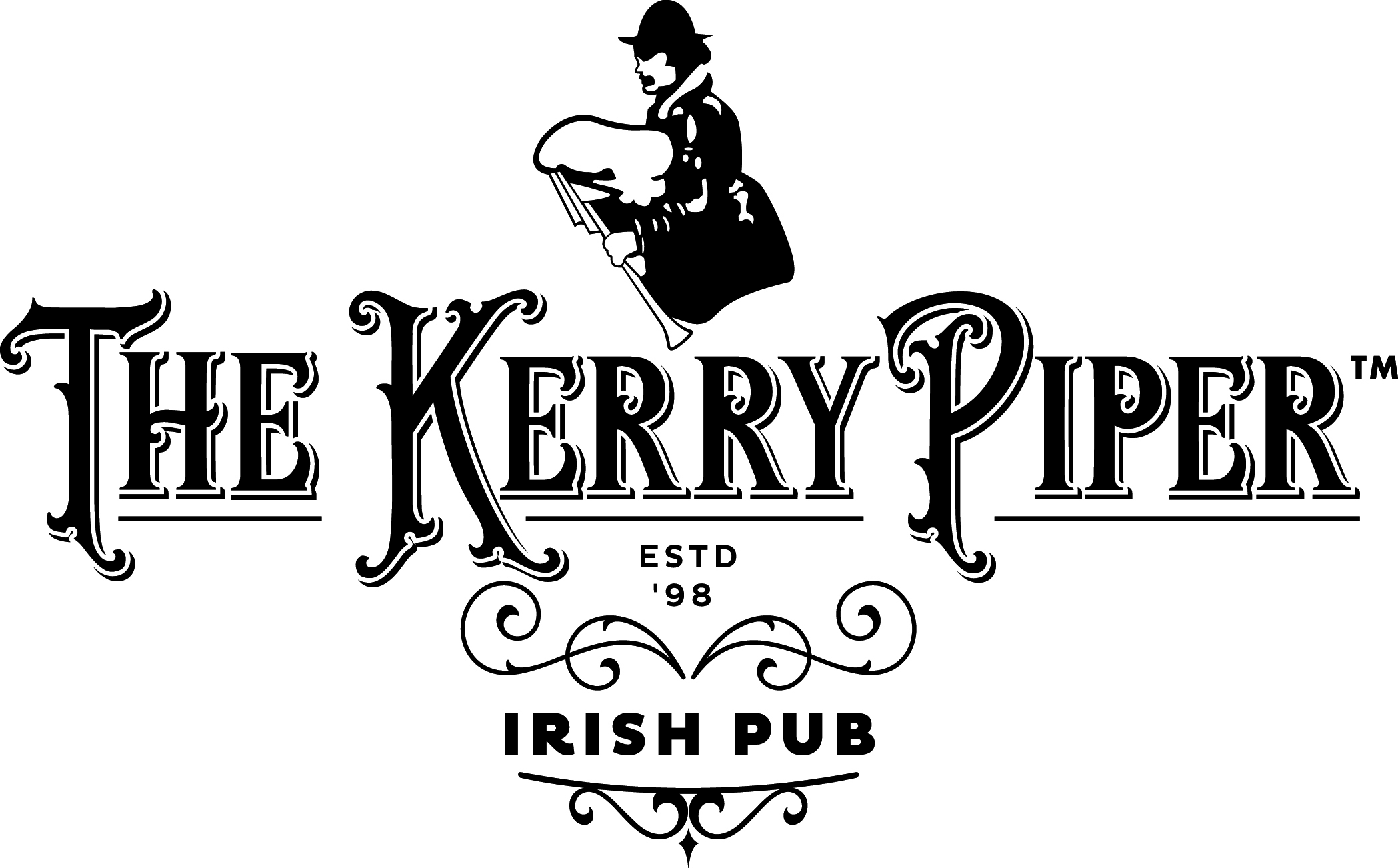 The kerry piper b w logo 09.21.17