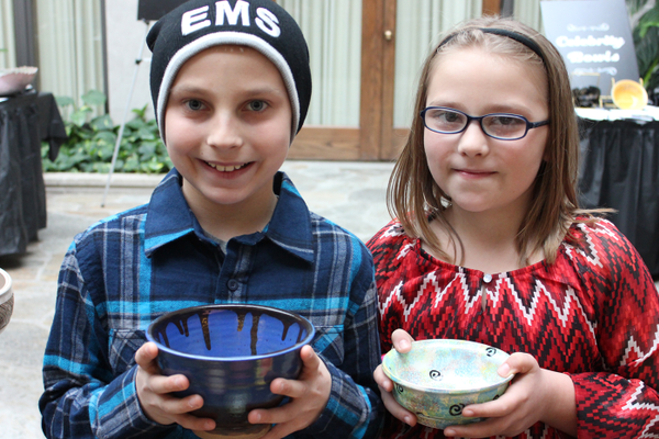 Empty Bowls will take place March 18.