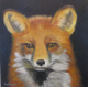 'Rusty the Winter Fox' by Sue Ciccone.
