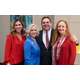 Carrie Hillpurn, Linda Showalter, Jon Kagan, and Marnie Kagan