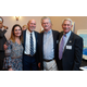 Alliance Staff Member Lisa Wadsworth, former Executive Director Al Todd, Ex-officio Board Chair Don Boucher, and Board Chair Bob Paul