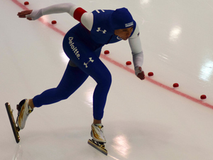 Ocalas own Brittany Bowe will compete on the long track in speedskating in this years Winter Olympics