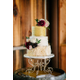 Photo by: Simply Smith Photography; Cake by: Goodies Cookies & Cake