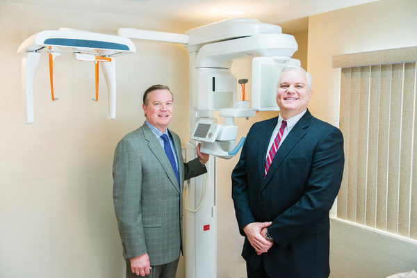 Vatech CBCT machine. Photo courtesy of Kavanaugh Photography