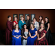 Graduates of 2017 Women of Worth pose for a photo during the annual fundraiser and gala. Judee Guay is in the back row center. (Photo/Judee Guay)