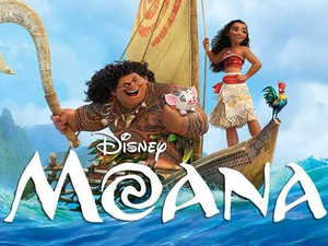 Free Movie in the Park Featuring Moana - start Feb 24 2018 0500PM