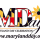 Md day green petal logo no date with website