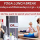 Main image yoga 20lunch