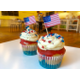 Red 20white 20  20blue 20cupcakes 20event