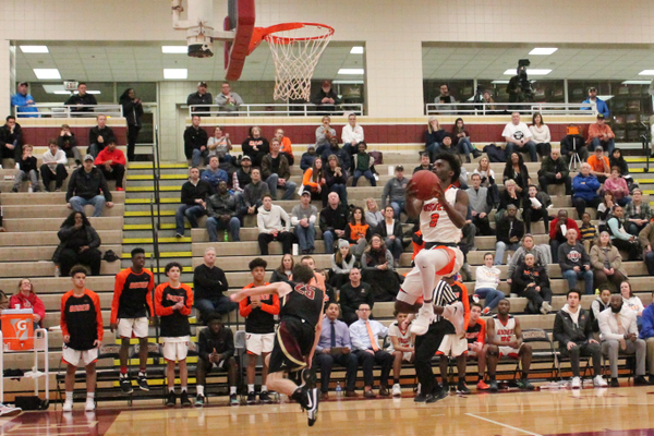Maple Grove defeated rival Osseo in their second meeting of the season, Photo By Doug Erlien