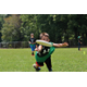 A camper at Pittsburgh Ultimate's Camp Spirit of the Game