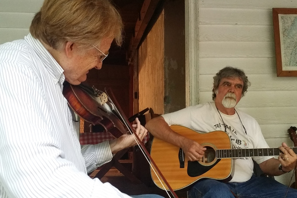 Jamming at  North River Mills