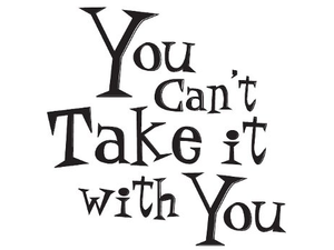 You Cant Take it With You - start Apr 26 2018 0800PM