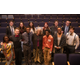 Photo by Joe del Tufo  Back row Andrew Dingwall Melina Hudson Dounya Ramadan Avery Chambers Matthew Byer Tyler Keeler Front row Chelsea Anokye-Agyei Julian Clark Giovani Malcolm First Lady Tracey Quillen Carney Richard Matthews Whitney Grinnage-Cassidy Samuel McGarvey