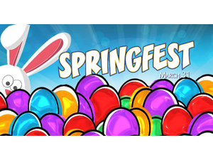 Springfest at Zoomers Amusement Park - start Mar 31 2018 1200PM