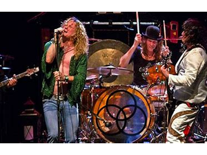 Kashmir The Led Zeppelin Tribute Show at Claremont Opera House - start Apr 21 2018 0800PM